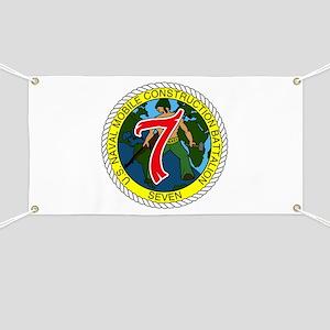 USNMCB 7 Banner