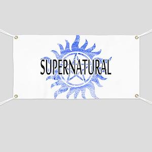 Supernatural Symbol Banner