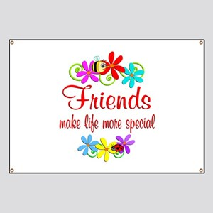 Special Friend Banner