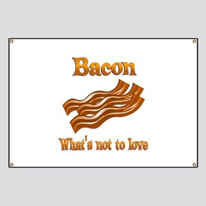 Bacon to Love Banner