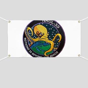 NROL-39 Program Logo Banner
