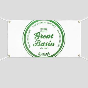 Great Basin National Park, Nevada Banner