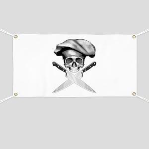 Chef skull: v2 Banner