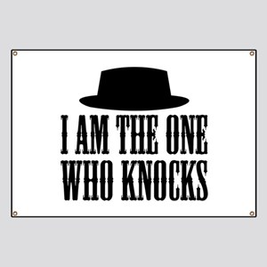 Heisenberg Knocks Banner
