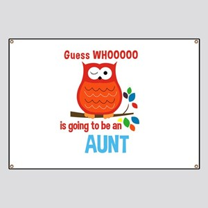 Bold Owl - New Aunt Banner