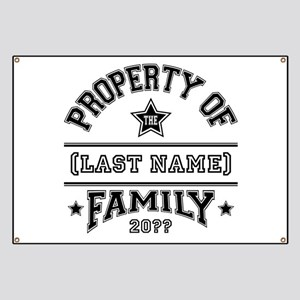 Family Property Banner
