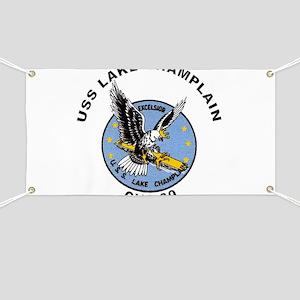 CVS-39 Lake Champlain Banner