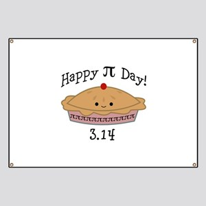 Sweet Happy Pi Day! Banner