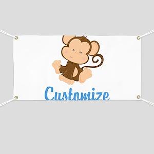 Custom Monkey Banner