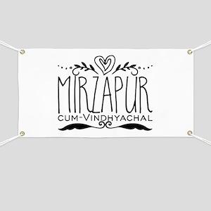 Mirzapur cum-Vindhyachal Banner