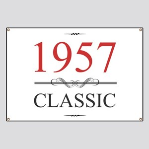 Classic 1957 Banner