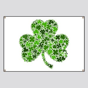 Shamrock of Shamrocks Banner