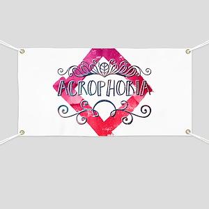 Acrophobia Banner