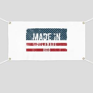 Made in Delaware, Ohio Banner