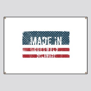 Made in Cheswold, Delaware Banner