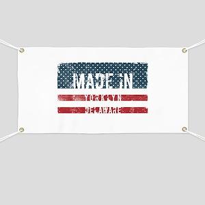 Made in Yorklyn, Delaware Banner