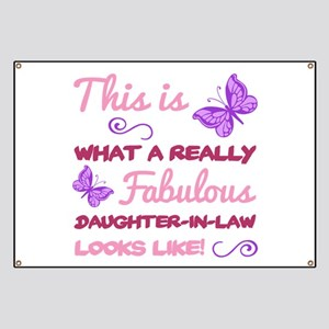Fabulous Daughter-In-Law Banner