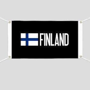 Finland: Finnish Flag & Finland Banner