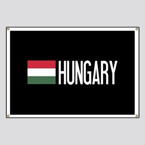 Hungary: Hungarian Flag & Hungary Banner