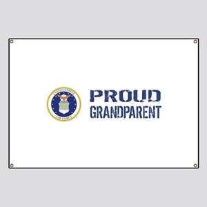 USAF: Proud Grandparent Banner