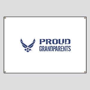USAF: Proud Grandparents Banner