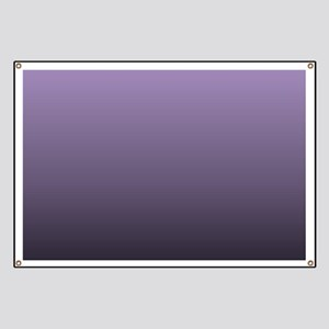 black purple ombre Banner