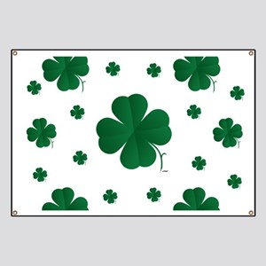 Shamrocks Multi Banner