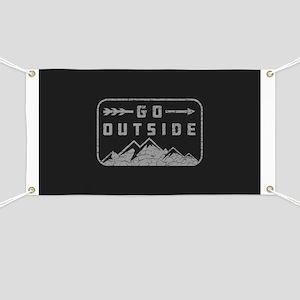 Go Outside Banner