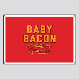 Baby Bacon Banner