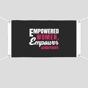 Empowered Women Empower Women Banner