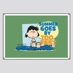 Lucy-Summer Goes By Too Fast Banner