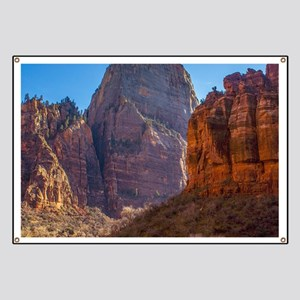 ZION NATIONAL PARK Banner