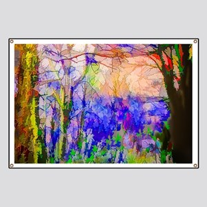 Nature In Stained Glass Banner