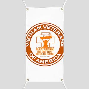 VVA Orange Banner
