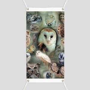 Owls Banner