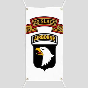 2-327th - 101st Banner