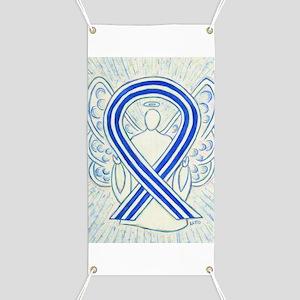 ALS Awareness Ribbon Angel Banner