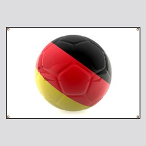 Germany world cup ball Banner