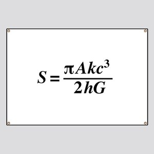 hawkings equation Banner