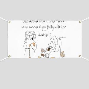 proverbs 31_13v2 Banner