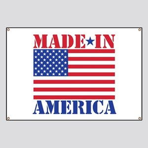Made in America Banner