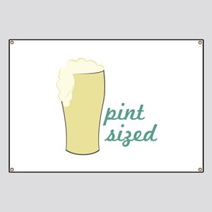 Pint Sized Banner