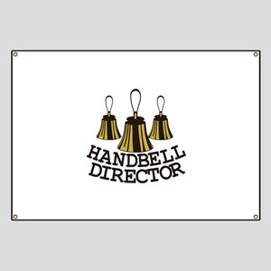Handbell Director Banner