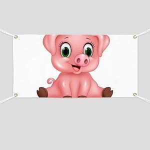 Piggie Banner