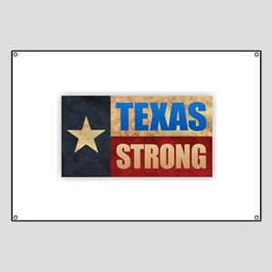 Texas Strong Banner