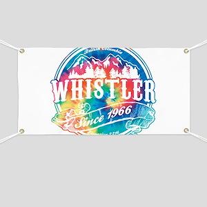Whistler Old Circle Banner