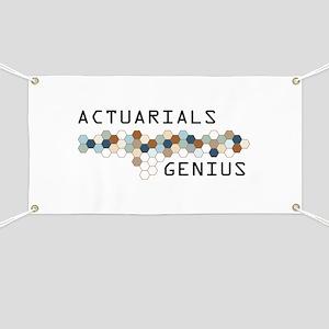 Actuarials Genius Banner