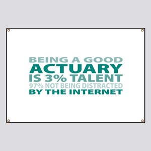 Good Actuary Banner