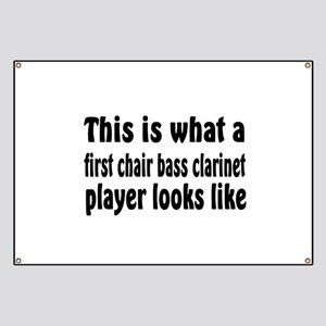 Bass Clarinet Banner