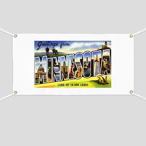 Minnesota Greetings Banner